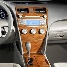 Toyota Camry Interior Parts New 2008 2011 Toyota Camry Xle Wood Dash Kit From Brandsport Auto