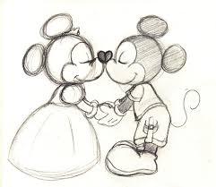 drawn kissing pencil color drawn kissing