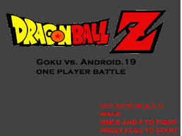 goku vs android 19 z goku vs android 19 on scratch