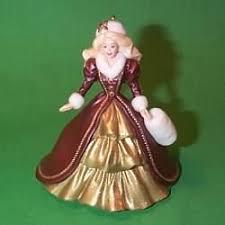 29 best hallmark holiday barbie ornaments images on pinterest
