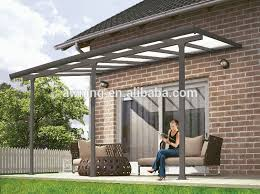 Aluminium Patio Roof 2015 New Style Aluminium Patio Roofing With Plycarbonate Sheet