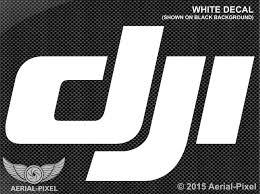 dji phantom 3 amazon black friday deal dji logo window case decal sticker uav quad phantom 3 2 1