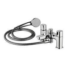 product details b0731 dual control bath shower mixer ideal dual control bath shower mixer