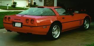 1990 chevy corvette chevrolet corvette 1984 1996 c4 amcarguide com