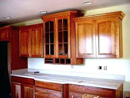 how to install crown molding on cabinets how to install crown molding on kitchen cabinets s cutting crown