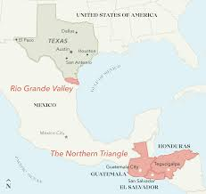 Los Angeles Gangs Map Territory by Gang Wars Poverty Driving Central Americans Over U S Border