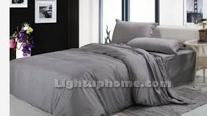 Kingsize Bedding Sets Silver Grey Bedding Sets Twin Full Queen King Size Bedding Cotton