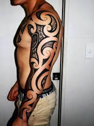 25 unique men tribal tattoos ideas on pinterest mens tattoos