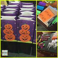 personalized halloween treat bags a kindergarten smorgasboard halloween goodie bag idea the