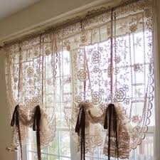 Shari Lace Curtains Victorian Curtain I Will Always Love The Cafe Curtain Look I Had