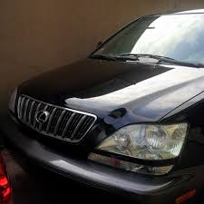 lexus rx300 in nairaland direct toks 02 rx300 153 000km lagos custom papers l 1 850m