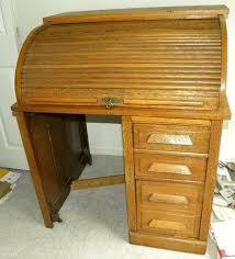solid oak roll top desk antique roll top desk solid oak 42 tall 36 wide 30 por finertimes