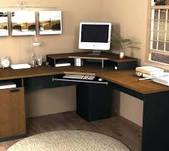solid wood corner computer desk with hutch solid wood computer desk large size of office desk wood office desk