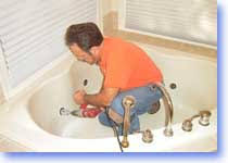 convert a tub whirlpool conversion systems