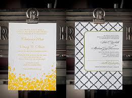 Letterpress Invitations Affordable Letterpress Invitations And Stationery Popsugar Home