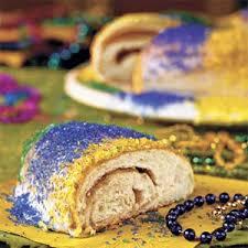 mardi gras king cakes buy today