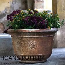 Rustic Outdoor Decor Rustic Plant Pots U2013 Instavite Me