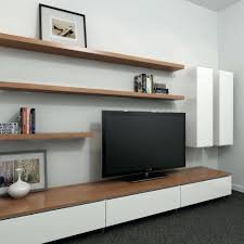 Wall Mounted Entertainment Console Floating Tv Stand U2013 Flide Co