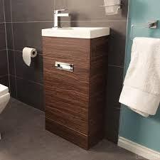 aspen walnut bathroom cabinet u2022 bathroom cabinets