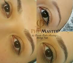 New Eyebrow Tattoo Technique Usa Phiacademy Beauty Official Phibrows Academy