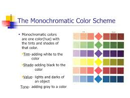 Color Wheel Scheme Image Result For Color Wheel Color Schemes Monochromatic