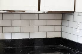 Tips And Tricks For DIY Subway Tile Backsplash Installation - Tile backsplash diy