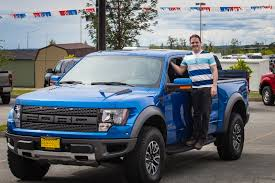 2012 Black Supercrew Ford Raptor - alaska blue flame delivery thread pics and video ford raptor