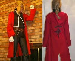 Edward Elric Halloween Costume American Cosplay Paradise Series Database