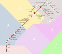 Map Od Dubai Metro Map Interactive Route And Station Map