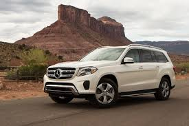 mercedes suv reviews review 2017 mercedes gls class ny daily