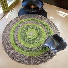 Circular Outdoor Rug Rugged Superb Round Rugs Indoor Outdoor Rug In Round Green Rug