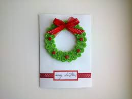 uncategorized paper christmas cards make beautiful quilling xmas