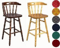 fixed height kitchen bar stools wooden chrome satin finish