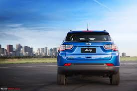 jeep compass limited blue scoop 2017 jeep compass spotted in india page 18 team bhp