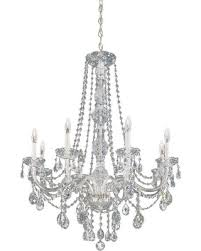 Schonbek Arlington Chandelier Amazing Deal Schonbek Lighting 1305 40h Arlington Silver 8 Light