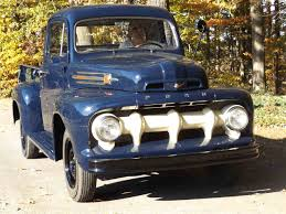 Antique Ford Truck Club - 1952 ford pickup for sale classiccars com cc 1002603