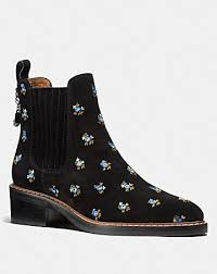 womens flat leather boots canada s boots booties coach