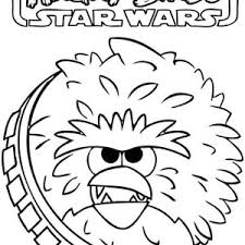 angry birds star wars beautiful princess leia coloring pages