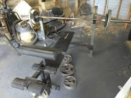 Weider Pro 125 Bench Weider Pro Bench Espotted