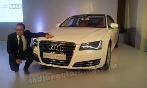 audi quattro price in india audi a8l 4 2 tdi launches in mumbai details inside