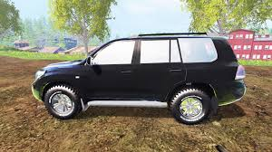 land cruiser 2015 land cruiser 200 bergwacht alpenberg for farming simulator 2015
