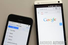 bookmarks on android how to transfer bookmarks from iphone to android