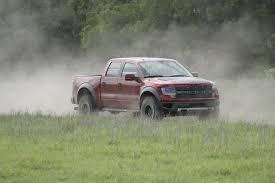 Ford Raptor Off Road - ford f 150 raptor reigns supreme on texas test drive track motor