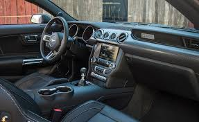 mustang gt 2015 interior 2015 ford mustang gt front interior preview 6306 cars