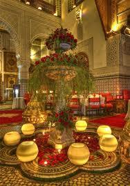 royale cuisine palais gharnata restaurant et cuisine marocaine salon mezzanine