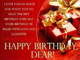 Loving Happy Birthday Quotes by 63 Birthday Wishes For Boyfriend