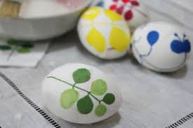 Easter Eggs Decorated With Paper Napkins by How To Decorate Easter Eggs With Paper Napkins U2013 Dye Free