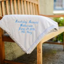 engraved blankets baby gallery make vancouver