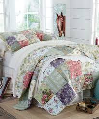 Horse Comforter Twin Girls Horse Bedding Cowgirl U0026 Pony Bedding Sets
