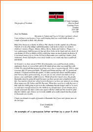 persuasive essay sample for kids